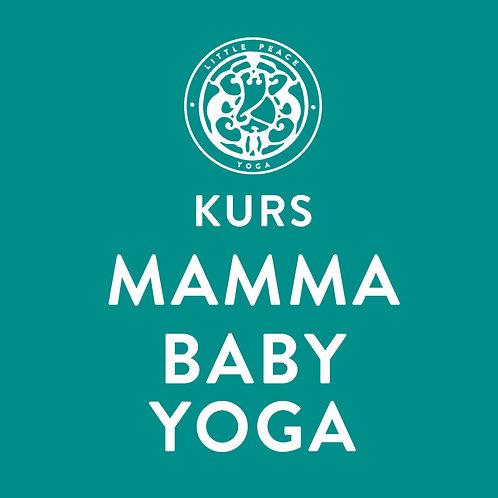 TORSD 13.30–14.30 MAMMA+BABY MED MOA