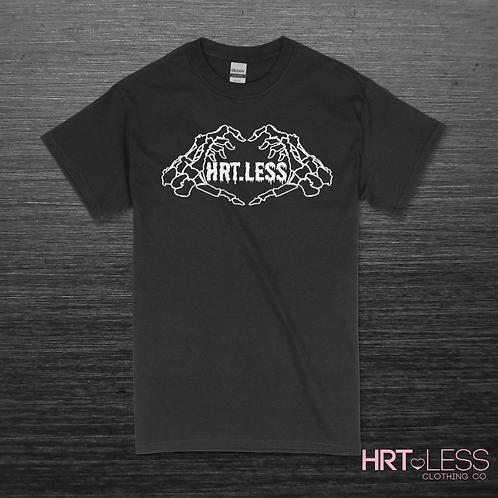 HRT.LESS Skelton Hand HRT Shirt