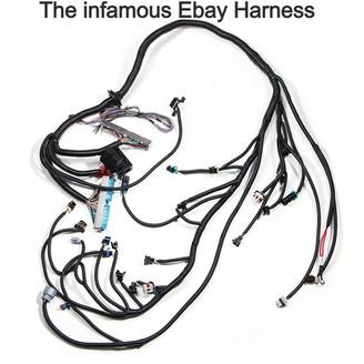 Ebay / China LS Standalone Harness Guide