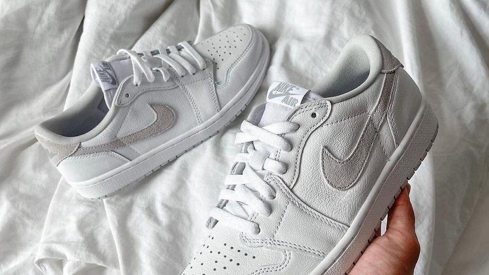 """Nike Air Jordan 1 Low """"Netural Grey"""""""