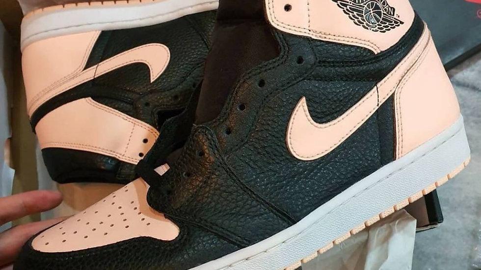 "Nike Air Jordan High ""Crimson Tint"""