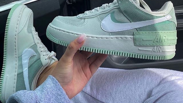 """Nike Air Force 1 Shadow """"PISTACHIO FROST"""""""