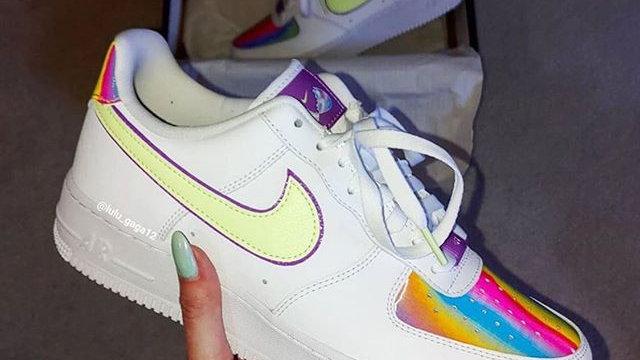 "Nike Air Force 1 ""Easter"""