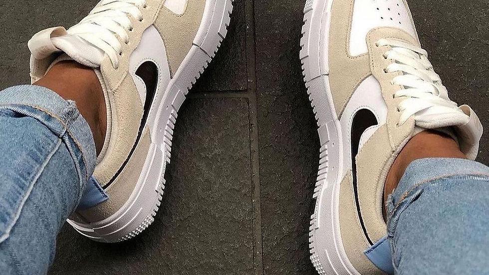 "Nike Air Force 1 Pixel ""Desert Sand"""