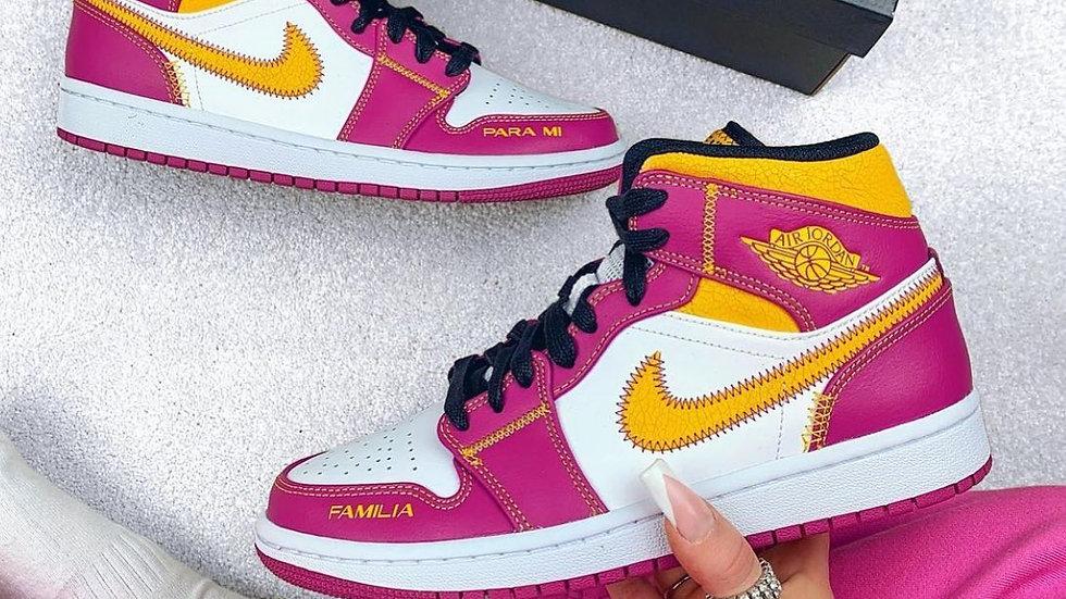 "Nike Air Jordan 1 Mid ""Familia"""