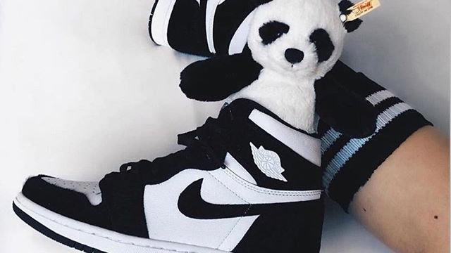 """Nike Air Jordan 1 """"Panda"""""""