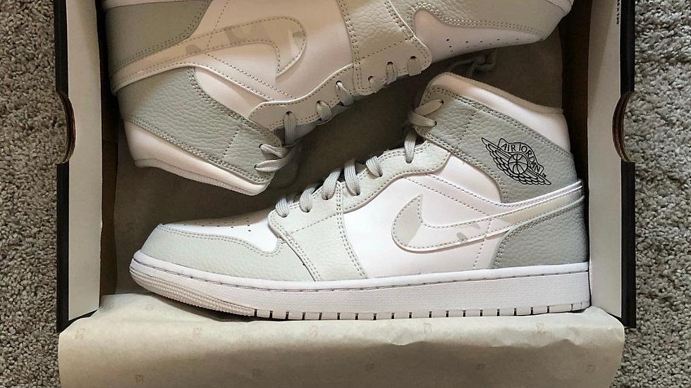 """Nike Air Jordan 1 """"Grey Camo"""""""