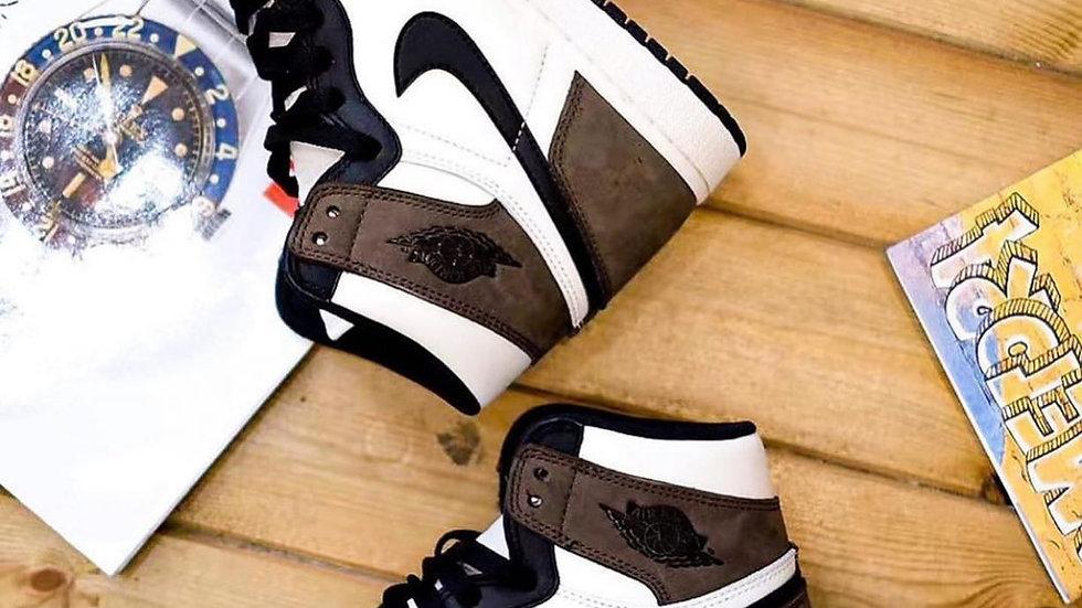 """Nike Air Jordan 1 """"Dark Mocha"""""""