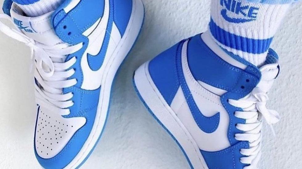 "Nike Air Jordan 1 Retro High ""UNC"""