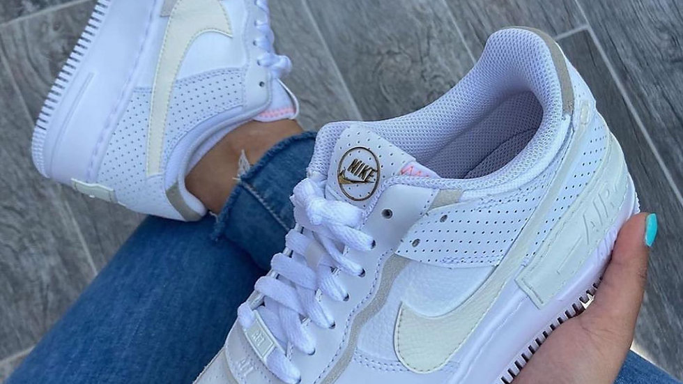 "Nike Air Force 1 Shadow ""Sail"""