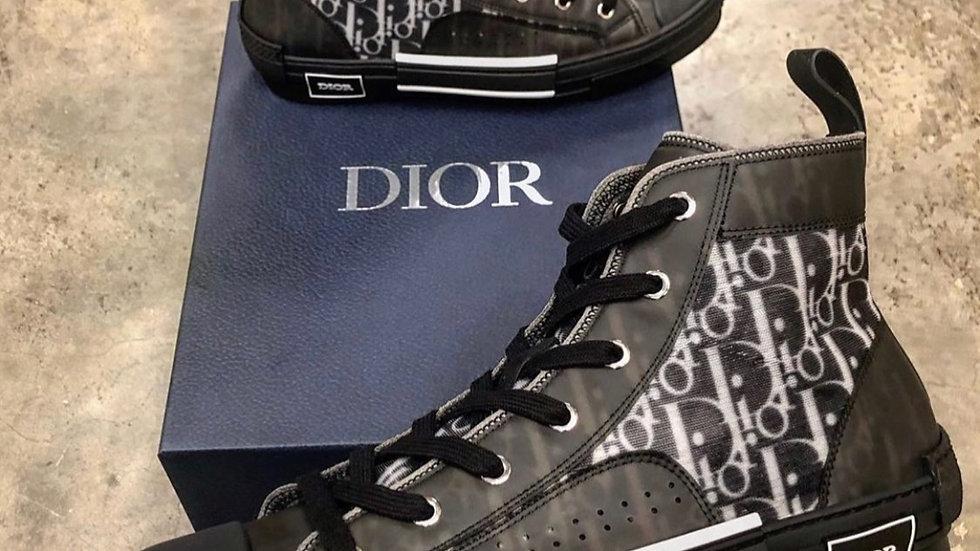 Dior B23 High black