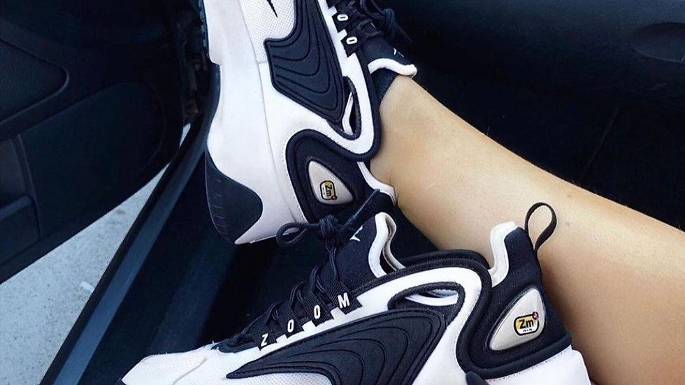 Nike Zoom 2K white and black