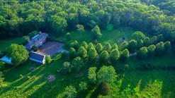Twin Oaks near Princeton, NJ