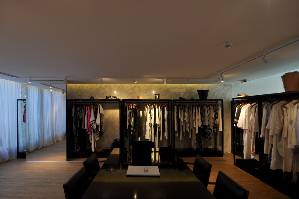 Oficinas Maria Cher - Showroom