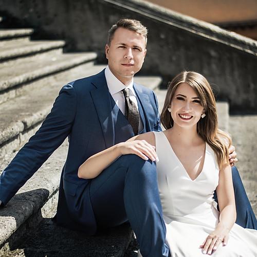 Indrė ir Vytautas