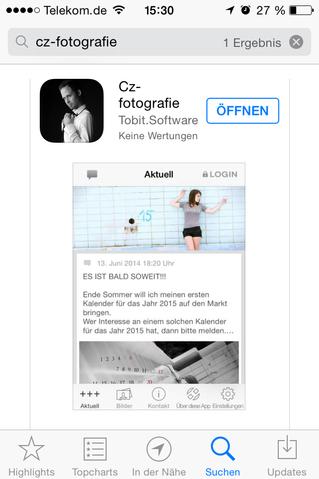 cz- fotografie App