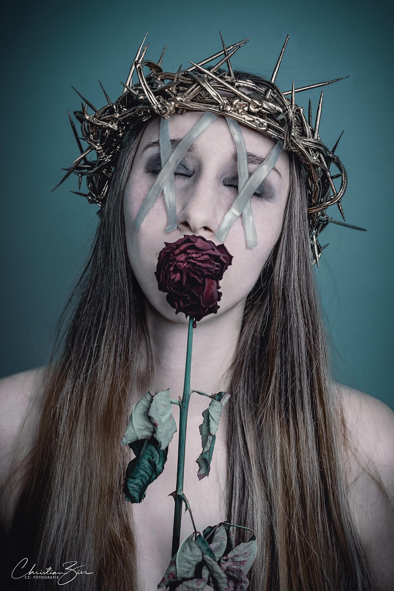 Jesus-Flower
