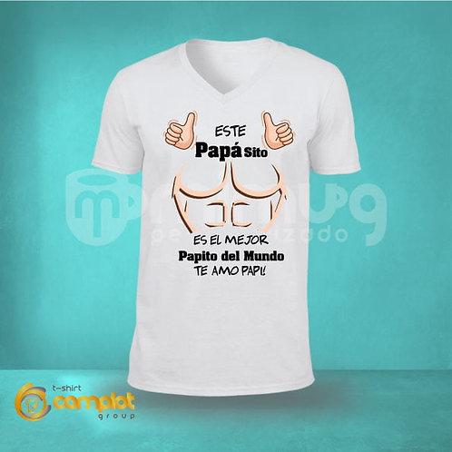 """Camisetas Papá """"Papá Sito"""""""