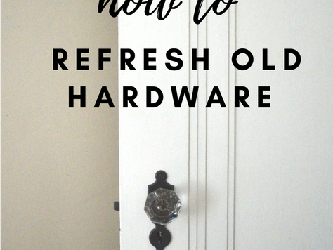 How To Refresh Old Hardware
