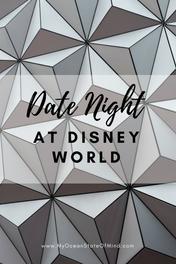 Top 5 Restaurants for Date Night at Disney World