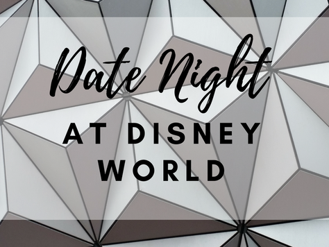 Top 5 Restaurants for Date Night at Disney World