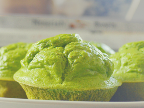 The Ultimate Pre-Workout Breakfast Muffin