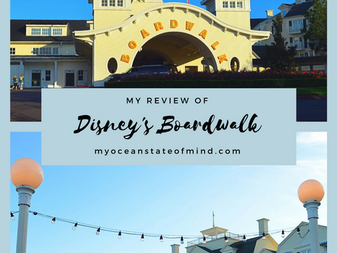 A Review of Disney's Boardwalk Hotel
