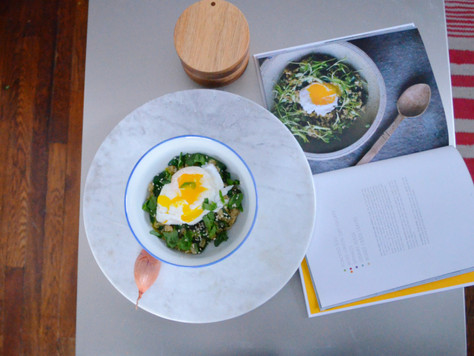 Nourish Bowls for a Happy, Healthy New Year