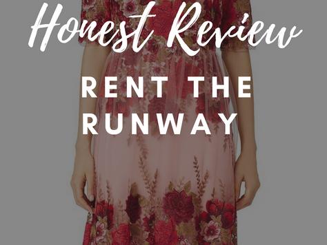 Honest Review: Rent the Runway