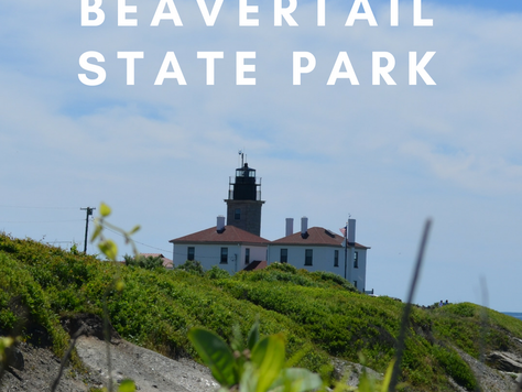 Explore RI: Beavertail State Park