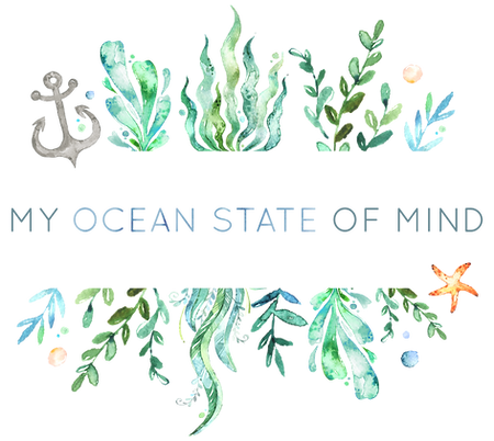 My Ocean State of Mind Logo
