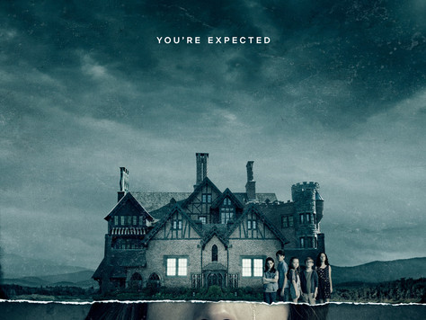 "A Review of the Netflix Series ""The Haunting of Hill House"""