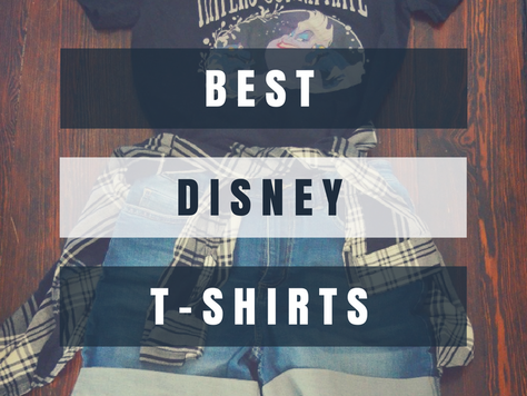The Best (and cheapest!) T-Shirts to Wear to the Disney Parks