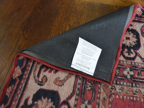 My Review of Ruggable: a Pet-Proof Area Rug!
