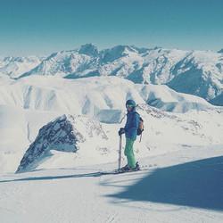 Pic Blanc 3330m