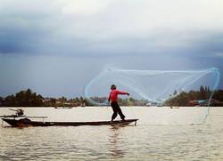 Surat Thani Fisherman