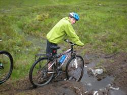 Getting Stuck on the Rannoch Moor