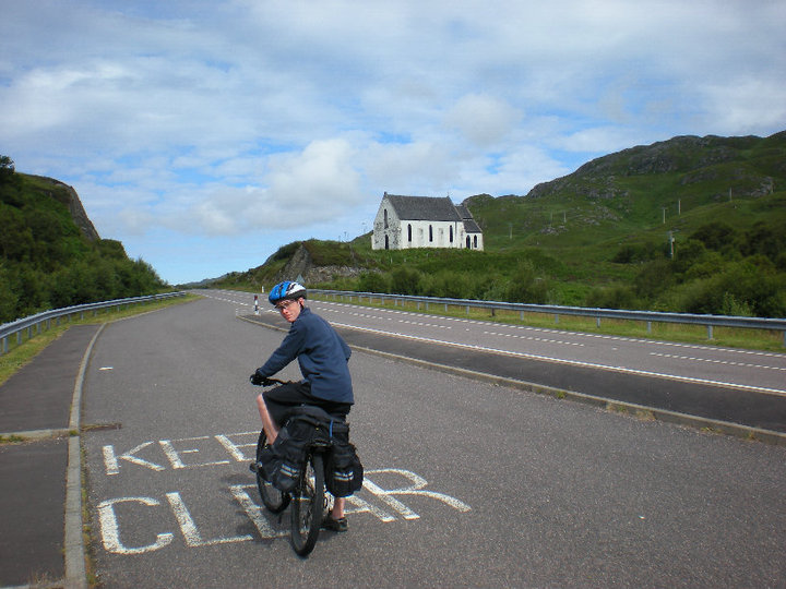 Almost in Mallaig
