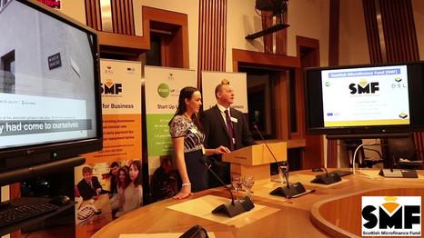 SMF Parliamentary Reception