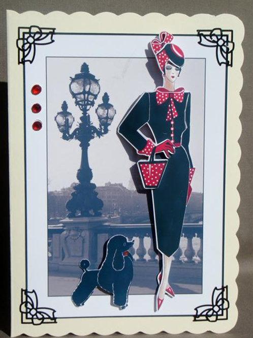 Lady in Black (LBGC)
