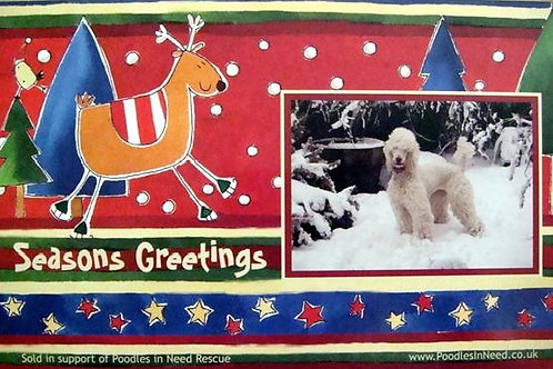 Candy Christmas Card (CCC)