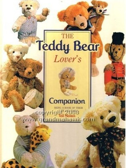 'The Teddy Bear Lover's Companion' by Ted Menten (TTBLC)
