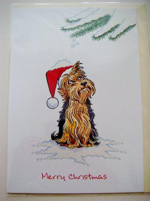 Doggy Christmas Cards