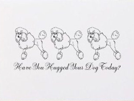 'Have You Hugged...' Greeting Card (HYHGC)