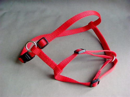 Red Puppy/Toy Dog Harness
