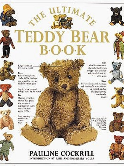 'The Ultimate Teddy Bear Book' by Pauline Cockrill (TUTBB)