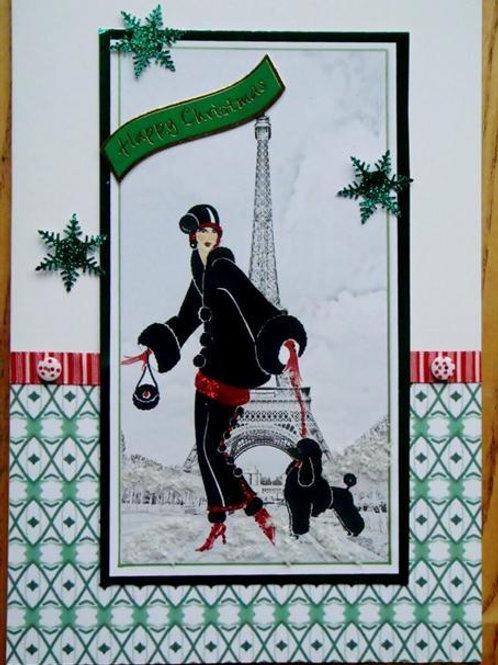 LARGE Parisienne Christmas (LPCC)