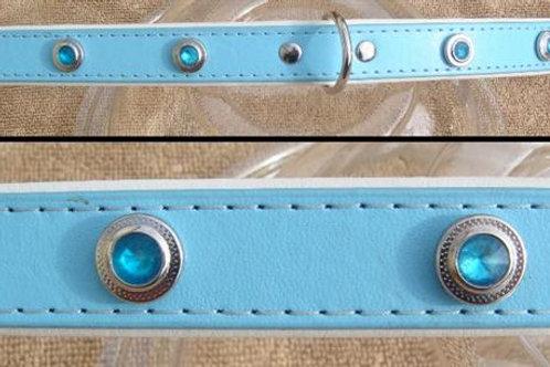 Pale Blue Stone Collars (PBSC)