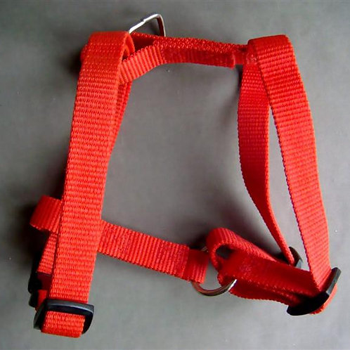 Red Small Harness