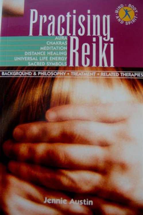 'Practicing Reiki' (PR) by Jennie Austin (Unsigned)